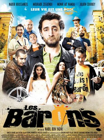72.Les Barons. dans cinéma & télévision les-barons