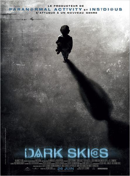 166.Dark Skies. dans cinéma & télévision r