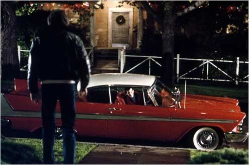 Christine 1983 real : John Carpenter keith gordon collection christophel