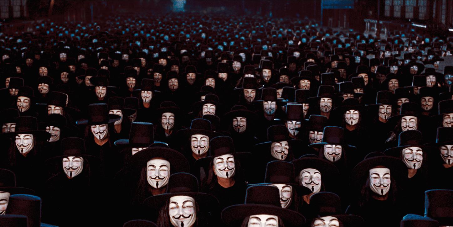Custom V for Vendetta Essay